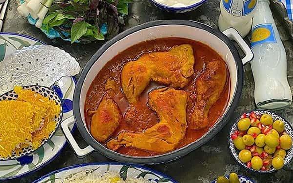 طرز تهیه خورش بادمجان خوشمزه و مجلسی اصیل ایرانی