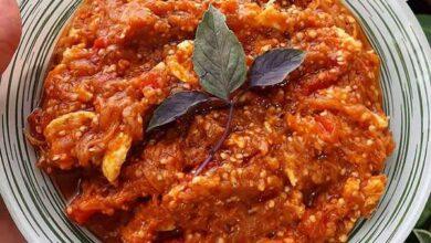طرز تهیه ماکارونی ایرانی خوشمزه و مجلسی با گوشت و سویا
