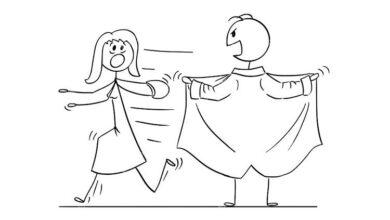 عورت کجاست ❓ محدوده عورت زن و مرد کجاست؟ تعریف عورت چیست؟