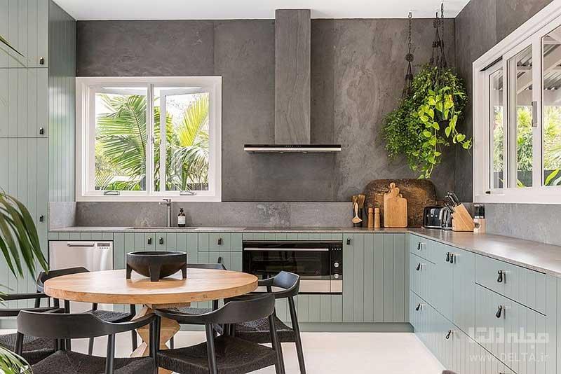ایده هایی برای آشپزخانه کوچک | چیدمان آشپزخانه کوچک | دکور آشپزخانه کوچک
