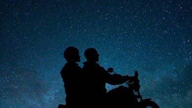 متن و شعر کوتاه و انگیزشی در مورد کائنات با عکس نوشته