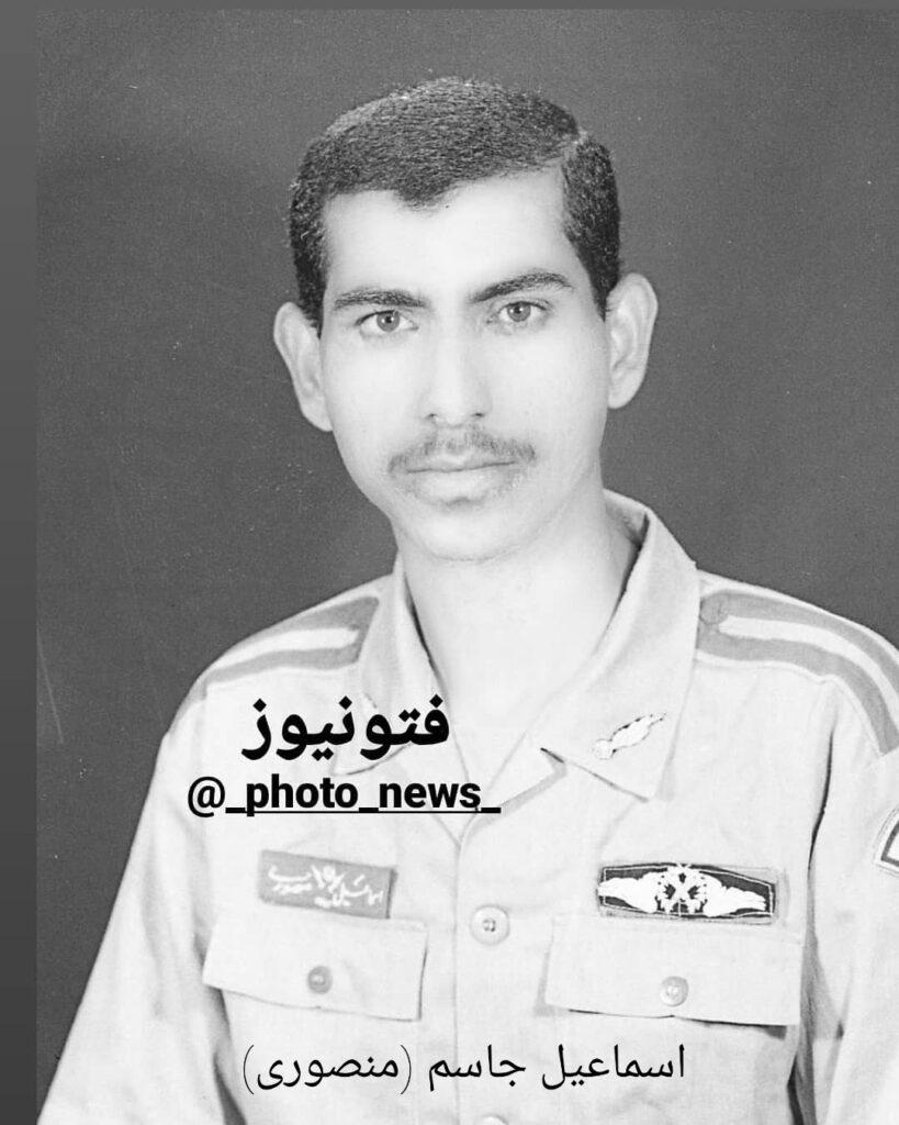 اسماعیل منصوری سیراف