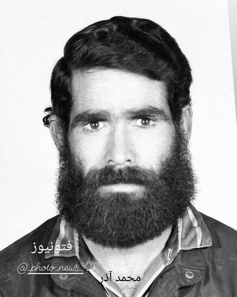 محمد آذر سیراف