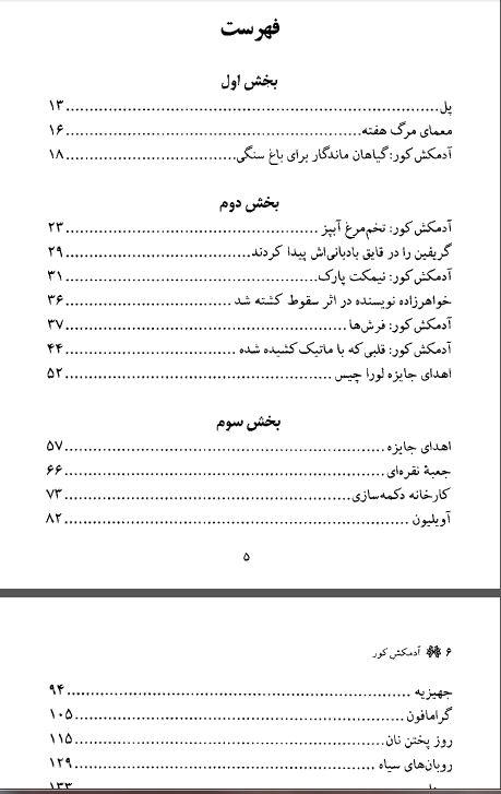 دانلود کتاب آدمکش کور/pdf