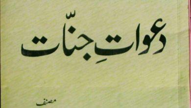 تصویر از دانلود کتاب ارزشمند و نایاب دعوات جنّات /pdf
