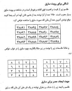 tags - 10 239x300 - دانلود کتاب مجمع الطلاسم و اشکال المکرم/PDF - %
