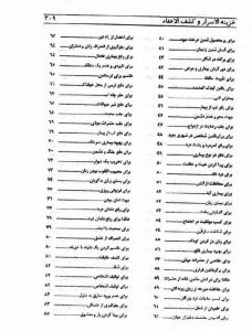 tags - 02 228x300 - دانلود کتاب خزینه الاسرار و کشف الاخفاء (مجموعه طلسمات و ادعیه) - %