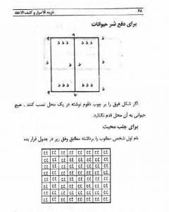 tags - 4 7 240x300 - دانلود کتاب خزینه الاسرار و کشف الاخفاء (مجموعه طلسمات و ادعیه) - %